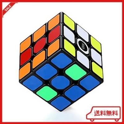 qiyi 【2021 sail】魔方 3x3x3 競技用キューブ magic cube 立体パズル 室内遊び 室内ゲーム 回転スムーズ 世界基準配色 初級者向け ポッ