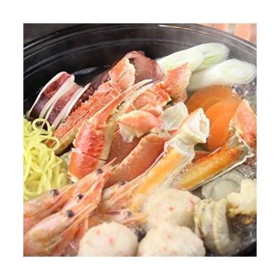 北海道 海鮮しお鍋セット A121#005