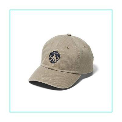 Eddie Bauer Mens Dad Hat, Khaki Regular ONE Size並行輸入品