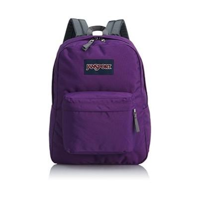 JanSport T501 Superbreak Backpack - Winter Collection (Vivid Purple) 並行輸入品