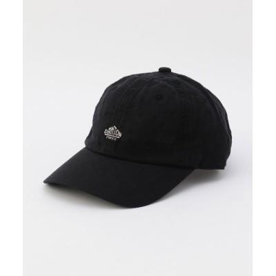 【ノーリーズ】 リネンキャップ #JD‐7281LNE メンズ ブラック F NOLLEY'S