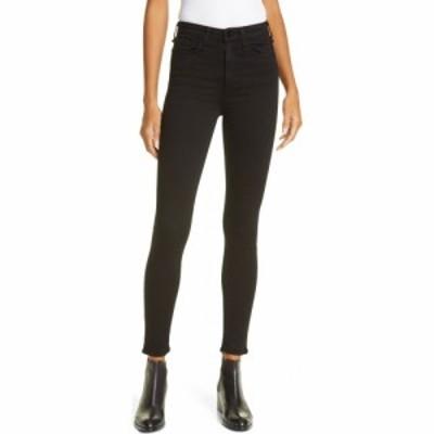ラグandボーン RAG and BONE レディース ジーンズ・デニム スキニー ボトムス・パンツ Nina High Waist Skinny Jeans Black