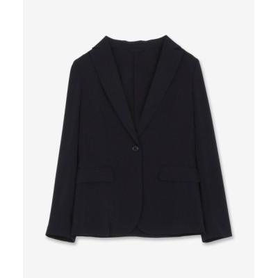 MACKINTOSH LONDON / トリアセテートドライポンチジャケット WOMEN ジャケット/アウター > テーラードジャケット