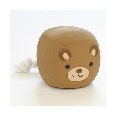 アドメイト 犬用おもちゃ アニマルフレンズ キューブトイ くまさん 超小型犬-小型犬用 M サイズ
