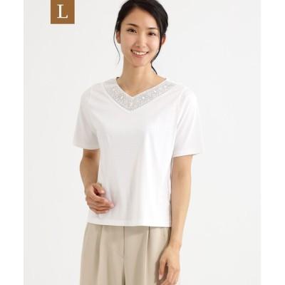 tシャツ Tシャツ 【L】フォレシカスムースカットソー