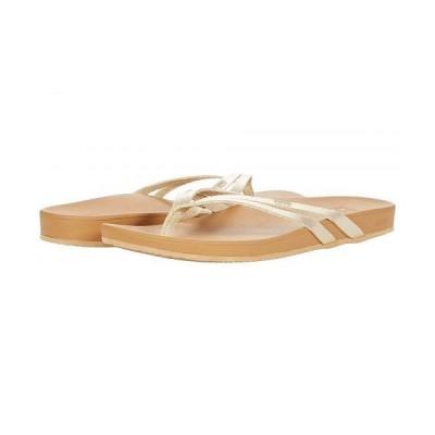 Reef リーフ レディース 女性用 シューズ 靴 サンダル Cushion Spring Joy - Champagne