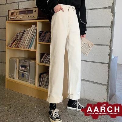 大きいサイズ デニム デニムパンツ レディース ファッション ぽっちゃり おおきいサイズ あり ワイド ルーズフィット バギーパンツ L LL 3L 4L 5L 春夏