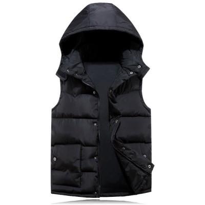 中綿ジャケット 秋冬 アウトドア 中綿コート 防寒着 フェイクファー ロングコート 暖かい フード付き ダウンジャケット メンズ ダウンコート