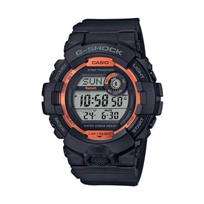 カシオ G-Shock GBD800SF-1 デジタルパワートレーナー接続ブラック樹脂腕時計 メンズ