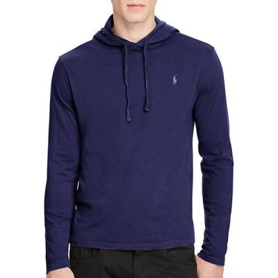 ラルフローレン メンズ シャツ トップス Cotton Jersey T-Shirt Hoodie