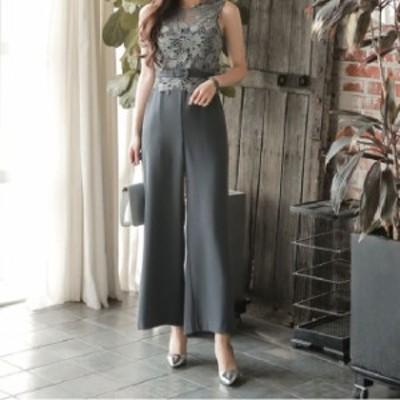 結婚式のパンツスタイル 大きいサイズ レディース 結婚式 パンツ 結婚式 お呼ばれ 30代 40代 入園式 ママ スーツ パンツスーツ オールイ