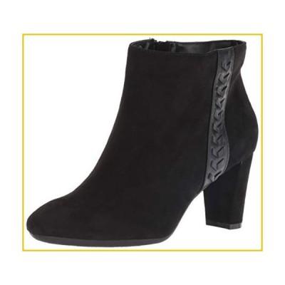 Aerosoles Women's Avenue A Ankle Boot, Black Fabric, 9.5 M US