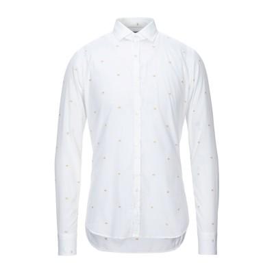 アリーニ AGLINI シャツ アイボリー 39 コットン 100% シャツ