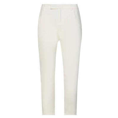 EVEN IF パンツ ホワイト 28 コットン 98% / ポリウレタン 2% パンツ