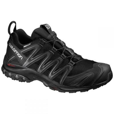 サロモン SALOMON メンズ ランニング・ウォーキング シューズ・靴 XA Pro 3D CS WP Trail Running Shoes BLACK