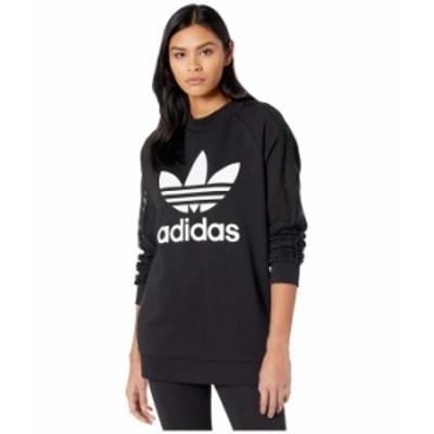 アディダス レディース パーカー・スウェット アウター Bellista Lace Sweatshirt Black