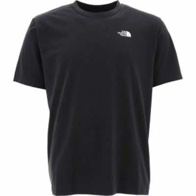 ザ ノースフェイス The North Face Black Series メンズ Tシャツ トップス Cotton T-Shirt With Print Black