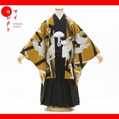 七五三 着物 3歳 レンタル 男の子 JAPAN STYLE×高橋大輔 袴セット フォトブックプレゼント 753 msb3_0001