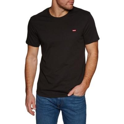 リーバイス Levi's メンズ Tシャツ トップス Original HM Short Sleeve T-Shirt Patch/Black