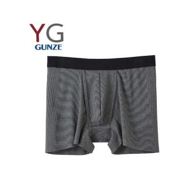 グンゼ(GUNZE)  YG  【ボクサーブリーフ(前あき)】 (M/L/LL)2枚組