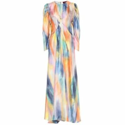 シエス マルジャン Sies Marjan レディース ワンピース ワンピース・ドレス Virginia printed silk maxi dress Multi Print