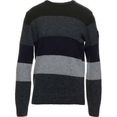 ポール シャーク PAUL & SHARK メンズ ニット・セーター トップス Sweater Dark green