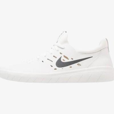 ナイキ メンズ スケートシューズ NYJAH FREE - Skate shoes - summit white/anthracite/lemon wash