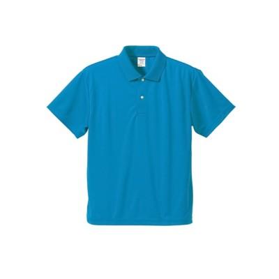 CERCA / United Athle/4.1オンス ドライアスレチック 無地 クール ポロシャツ MEN トップス > ポロシャツ