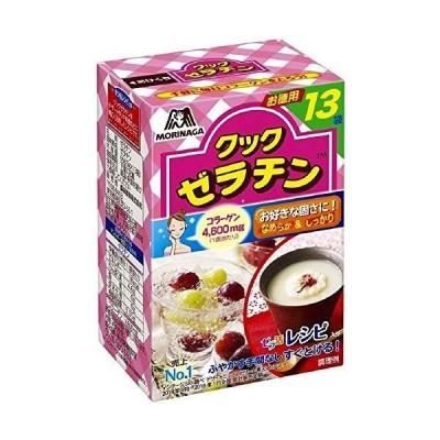 森永製菓 クックゼラチン 13袋入
