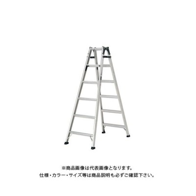 (個別送料1000円)(直送品)アルインコ ALINCO はしご兼用脚立 MXB-60FX