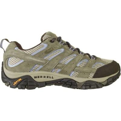 メレル レディース スニーカー シューズ Moab 2 Waterproof Hiking Shoe