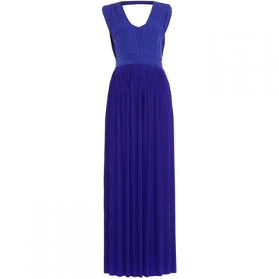 フェーズ エイト Phase Eight レディース ワンピース ワンピース・ドレス Aldora Pleated Dress Cobalt