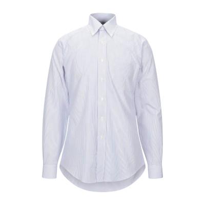ブルックス ブラザーズ BROOKS BROTHERS シャツ ホワイト 15 スーピマ® 100% シャツ
