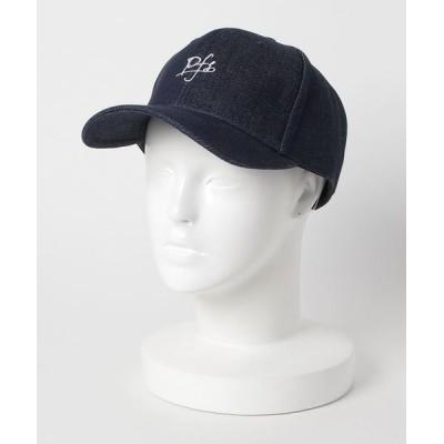 MEN'S BIGI / デニムキャップ WOMEN 帽子 > キャップ