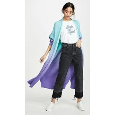 Free People レディースカーディガン Free People Come Together Cardigan Crystal Cove C
