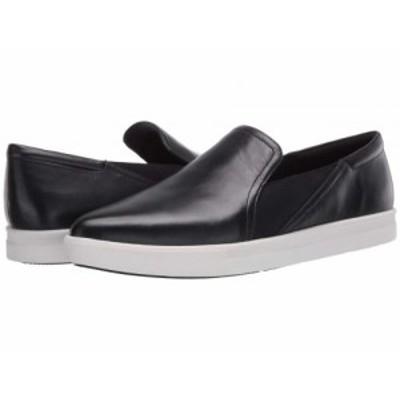 Naturalizer ナチュラライザー レディース 女性用 シューズ 靴 スニーカー 運動靴 27 Edit Tyra Black Leather【送料無料】