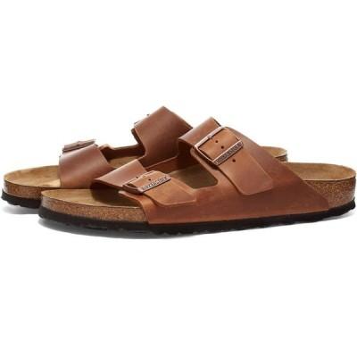 ビルケンシュトック Birkenstock メンズ サンダル シューズ・靴 Arizona Antique Brown
