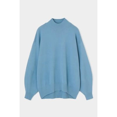 COCOON SLEEVE H/N KNIT トップス