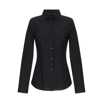 アティピコ AT.P.CO シャツ ブラック 42 コットン 100% シャツ