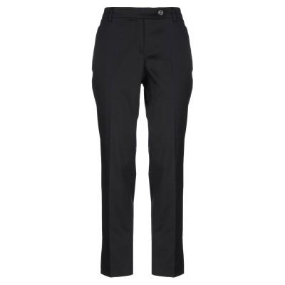 SEVENTY SERGIO TEGON パンツ ブラック 50 コットン 98% / ポリウレタン 2% パンツ