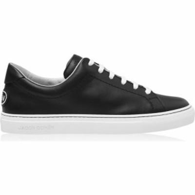 ヤコブ コーエン JACOB COHEN メンズ スニーカー シューズ・靴 Leather Sneakers Black