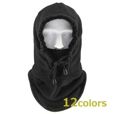 フードウォーマー ネックウォーマー フェイスマスク スヌード メンズ レディース マスク 帽子 あったか 防寒 防塵 防風 男女兼用 アウトドア 釣り 自転車 バイク