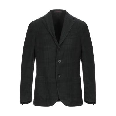 ザ ジジ THE GIGI テーラードジャケット グリーン 48 バージンウール 100% テーラードジャケット