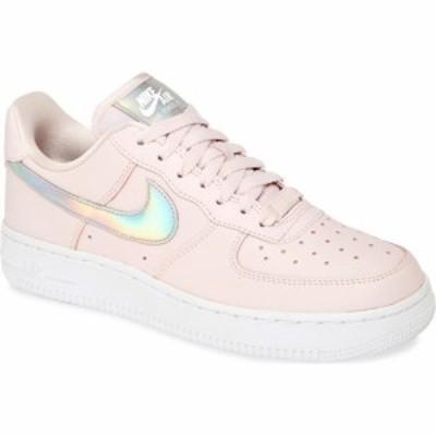 ナイキ NIKE レディース スニーカー ローカット エアフォースワン シューズ・靴 Air Force 1 Low Ess Sneaker Barely Rose/White