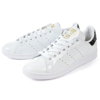 adidas(アディダス) STAN SMITH W(スタンスミス ウィメンズ) FV3422 ホワイト/ブラック/ゴールド SALE