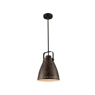 Trans Globe Imports PND-1092 PND-Transitional One Pendant Outdoor-Post-Ligh