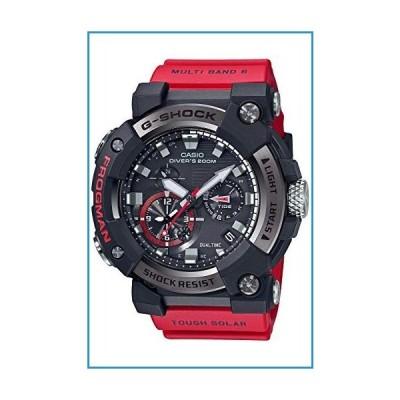 新品[カシオ] 腕時計 ジーショック Bluetooth 搭載電波ソーラーFROGMAN カーボンコアガード構造 GWF-A1000-1A4JF