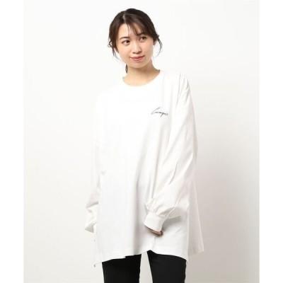 tシャツ Tシャツ 【 ZOZO限定 】 アートプリントビッグプルオーバー・・