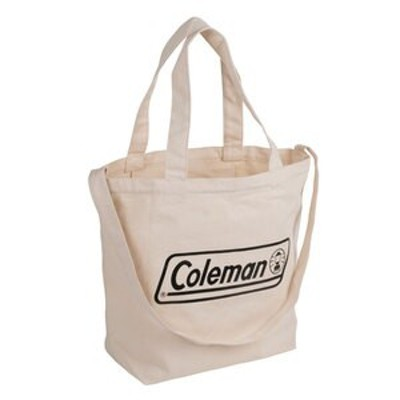 コールマン(Coleman)  ロゴトート/LOGO TOTE  15L  ブラック