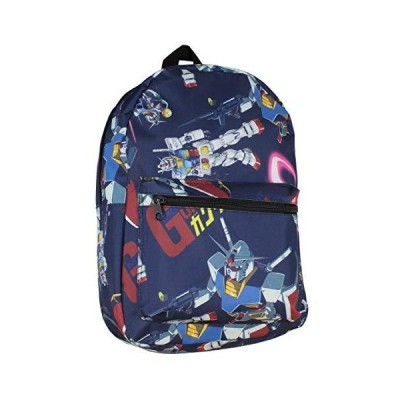 Mobile Suit Gundam RX-78-2 All Over Print Sublimated Backpack With Laptop S